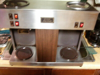 Bunn VPS 3-Burner Pour-O-Matic Pour Over Commercial Coffee Maker Machine