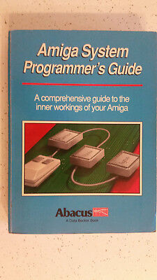 Amiga System Programmers Guide Abacus Books VGC Programming Hardware