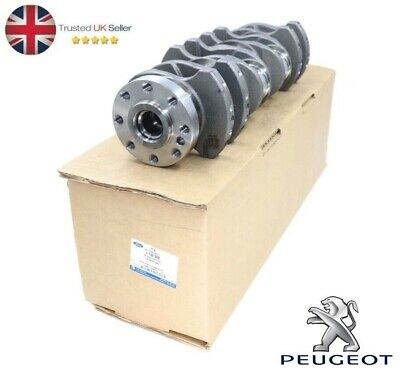 Brand New Genuine Crankshaft Peugeot Boxer 2.2 Hdi 100 110 120 130 150 2006 On