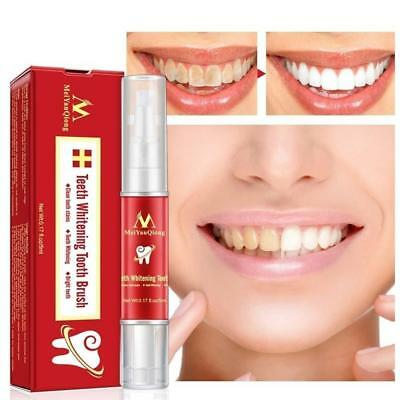 Teeth Whitning Gel Pen Absolute White Stain Remover Tooth Whitener Delicate Hot