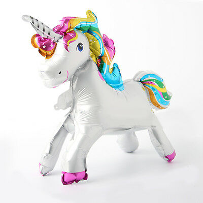Unicorn Foil Balloon Unicorn Party Decoration For Birthday Party