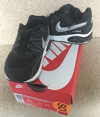 online store c044d a309d Boys Nike Air Max Trainers Infant 6.5