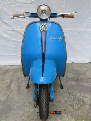 lambretta 125 junior stellina