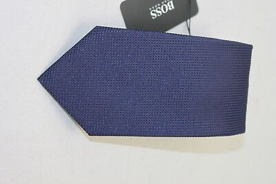Hugo Boss Black Label men's Dark Blue tie $95