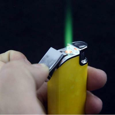 1PC Trick Electric Shock Lighter Prank Toy Cigarette Lighter Without Gas Random