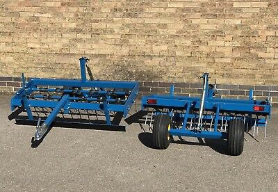 Tined Harrows, Heavy Duty, Grass/ Menage management *NEW* High Quality