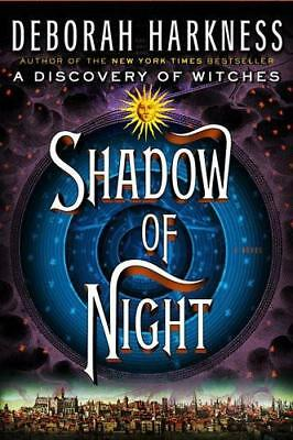 Shadow of Night by Deborah Harkness All Souls 2 (E-delivery ebook-epub mobi pdf)