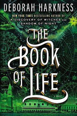 The Book of Life by Deborah Harkness All Souls 3 (E-delivery ebook-epub mobi pdf