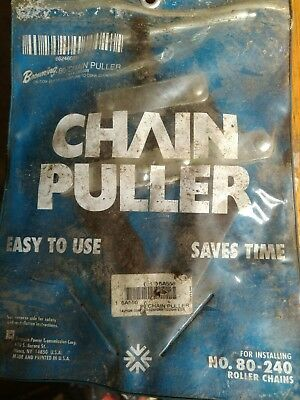 Browning Chain Puller 80-240 Roller Chains #80