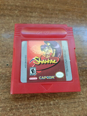 Shantae  game boy color GBA.New