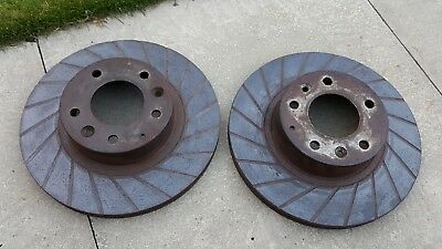 ... BLACK DIAMOND MAZDA RX7 FD3S FRONT BRAKE DISCS ROTORS 160 00