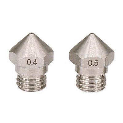 1PC Arrival 3D Printer M7 Stainless Steel MK10 Nozzle for 1.75mm 3D Printer J2Z8
