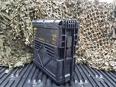 25 mm Military Plastic Ammo Cans Boxes Cases BOGO  1/2 off!!! That's 2 for $15!!