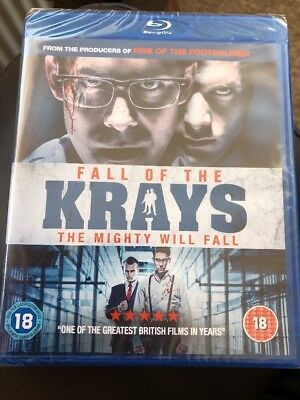 The Fall Of The Krays (The Mighty Will Fall) Blu-Ray