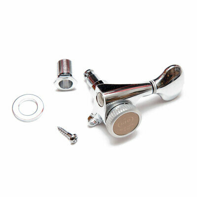 Cosmo Bla… Gotoh SG381 Traditional Magnum Locking Tuners 6 In-Line Right Handed