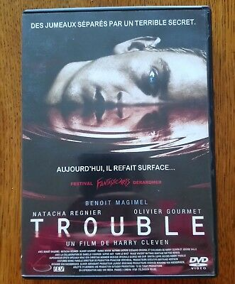 DVD Trouble (comme neuf)