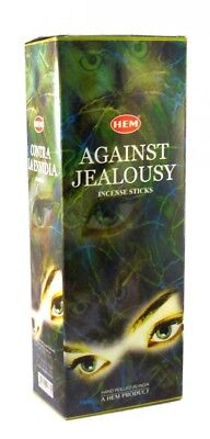 Hem Bulk Incense Against Jealousy 120 sticks Free shipping