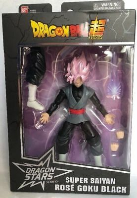 Dragon Ball Super Dragon Stars Super Saiyan Rose Goku Black Figure (Series 2)NEW
