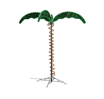 Light Up Palm Tree Fake Decor Tall House Yard Outdoor Lighted Indoor Lawn Best