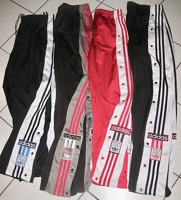 231b23efdcbd05 4x Vintage ADI BREAK Adidas Trainingshose Jogginghose Jogging Pants LXL  Adibreak