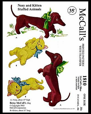 Dolls Toys Animals Patterns Sewing 1930 Now Collectibles Page