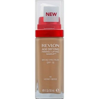 Revlon Age Defying Firming + Lifting Makeup - 50 Honey Beige