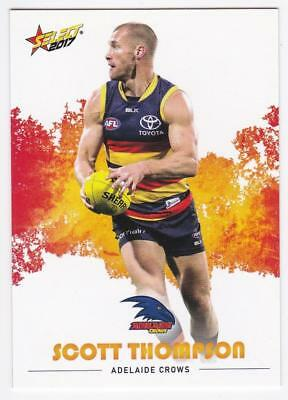 2017 AFL Select Common Card - Adelaide - Scott Thompson