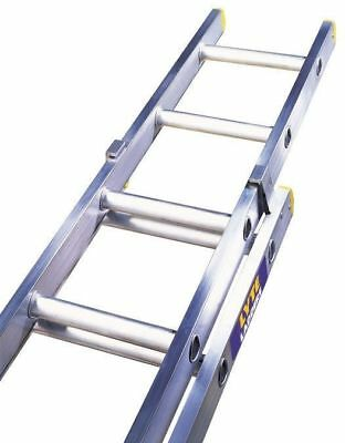 Lyte Trade Double & Triple Section Aluminium Extension Ladders UK Manufactured