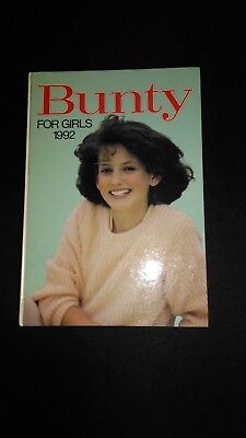 Bunty Annual 1992 Retro/Vintage Girls Hardback