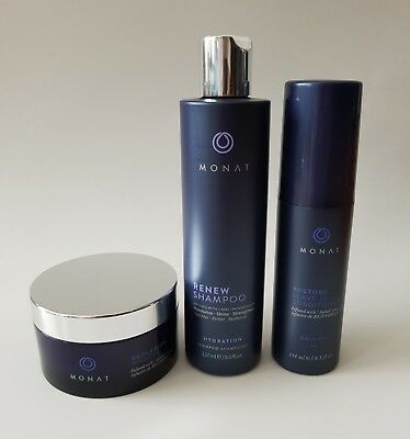 Monat Hydration  SYSTEM  Set , Infused with REJUVENIQE™.