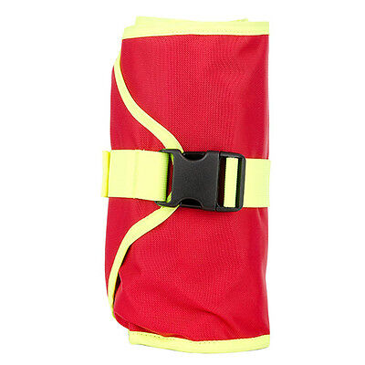 StatPacks, G3 First Aid Quickroll Intubation, Red, G36000