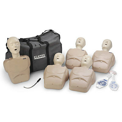 CPR Prompt Adult/Child 5-Pack Tan LF06102U