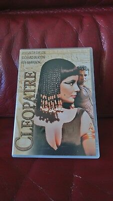 DVD Cleopatre (comme neuf)