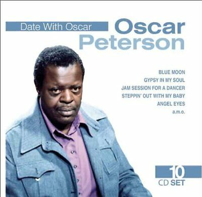 Oscar Peterson - Date With Oscar [10 CD]