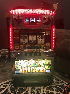 King Camel Pachislo Slot Machine Game With Tokens  Japan