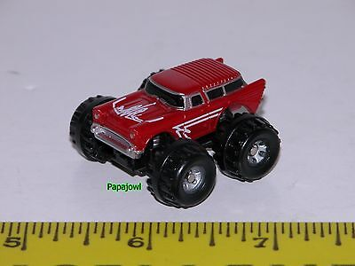 Micro Machines 1957 Chevy Nomad 57 Bel Air Off Road Super 4x4 Galoob