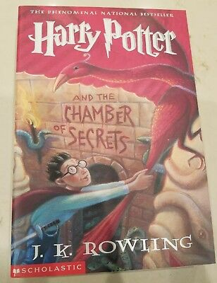 Harry Potter And The Chamber Of Secrets: By Rowling, J.K.