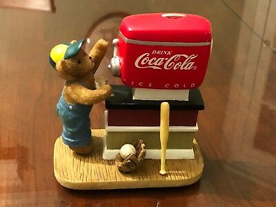 "Coca-Cola - Memories To Cherish Collection - ""can't Beat The Real Thing"" No Box"