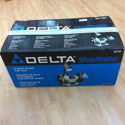 Strange Delta Shopmaster 6 Bench Grinder Gr100 59 00 Picclick Gmtry Best Dining Table And Chair Ideas Images Gmtryco