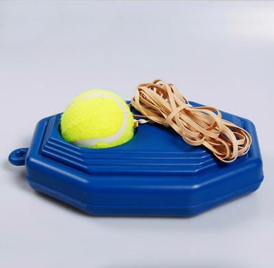 Tennis Training Ball Tool Trainer Baseboard Self Study Practice Rebound Exercise
