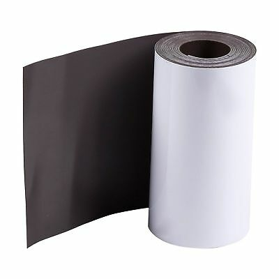 Magnetic Tape Roll - Rewritable Magnetic Dry Erase Whiteboard Roll, 4 Inches x