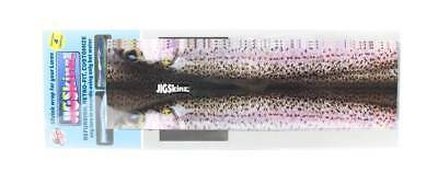 Jigskinz JZRLRT-XL4 RL Rainbow Trout 230 x 130mm x 4 pieces X-Large (2374)