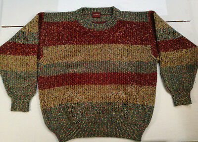 Missoni Example Pullover Maglione Lana Wool Sweater Vintage  '80S