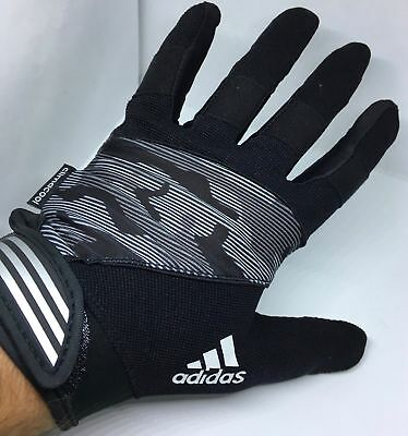 Adidas Performance Full Finger Training Gloves Gym Fitness Exercise Climacool