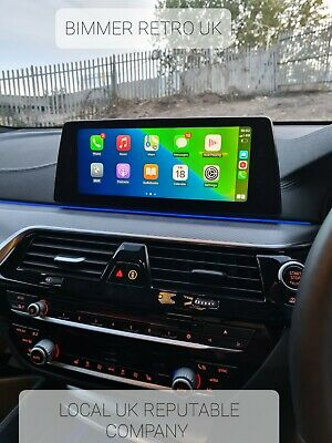 Bmw Nbt Evo Id5 Id6 Apple Carplay Activation & Android Screen Mirroring+Vim