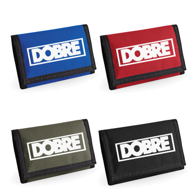 Marcus And Lucas Dobre Twins Logo Wallet Great Christmas Present