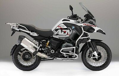 BlueR PROTEZIONI LATERALI LATERAL PROTECTIONS HONDA AFRICA TWIN 2015–2017 L-012