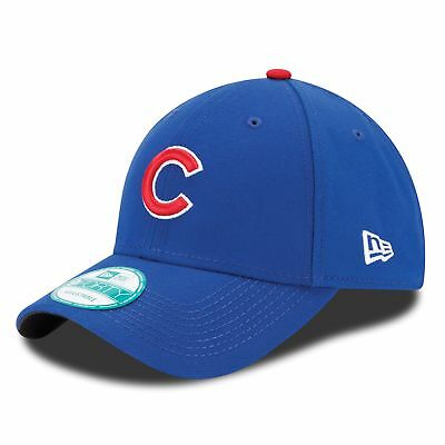 MLB Chicago Cubs New Era The League 9FORTY Cappello Regolabile Baseball