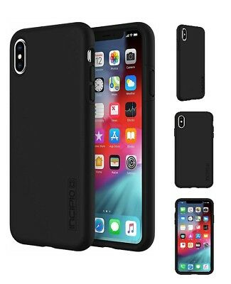 Incipio DualPro IPhone XS Max Military 10 FT. Drop Tested Protection Cover Case