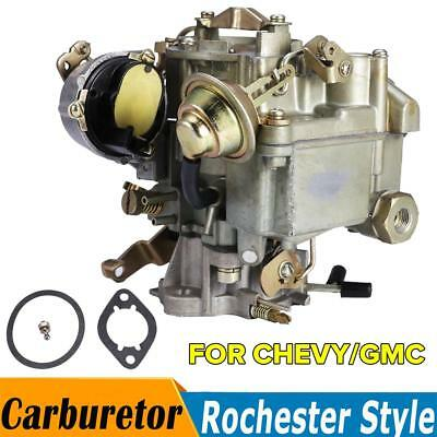 Rochester Style Carburetor Fits Chevy&GMC L6 4.1L 250&4.8L 292 Choke Thermostat